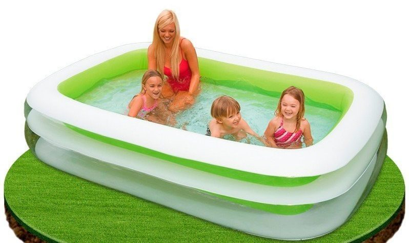 Piscinas infantiles intex Piscina portatil pequena