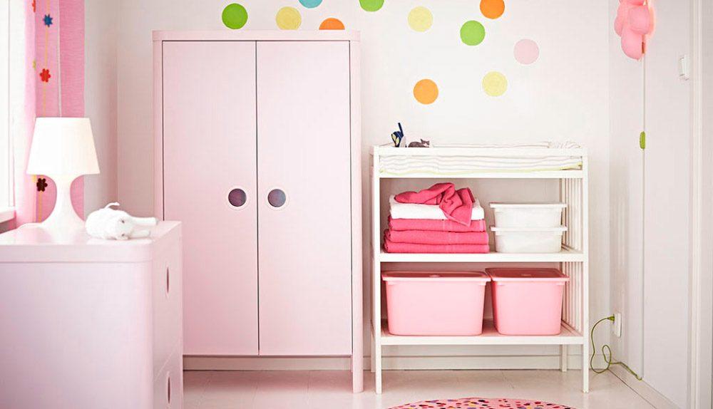 Ideas para pintar habitaciones infantiles for Cuarto de nina rosa palido