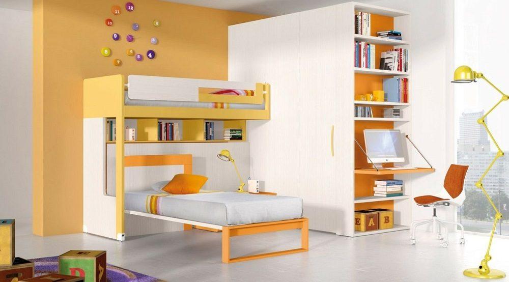 Decoraci n de habitaciones infantiles ideas consejos y - Decoracion cuarto infantil nina ...