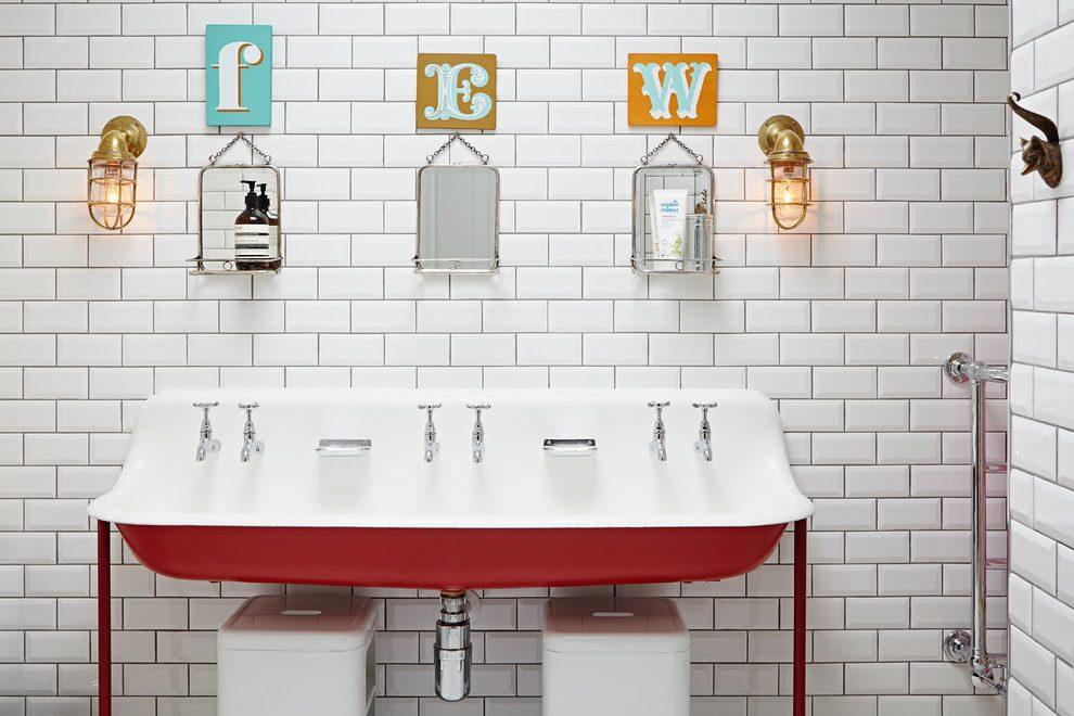 Consejos Para Decorar El Cuarto De Baño Para Niños