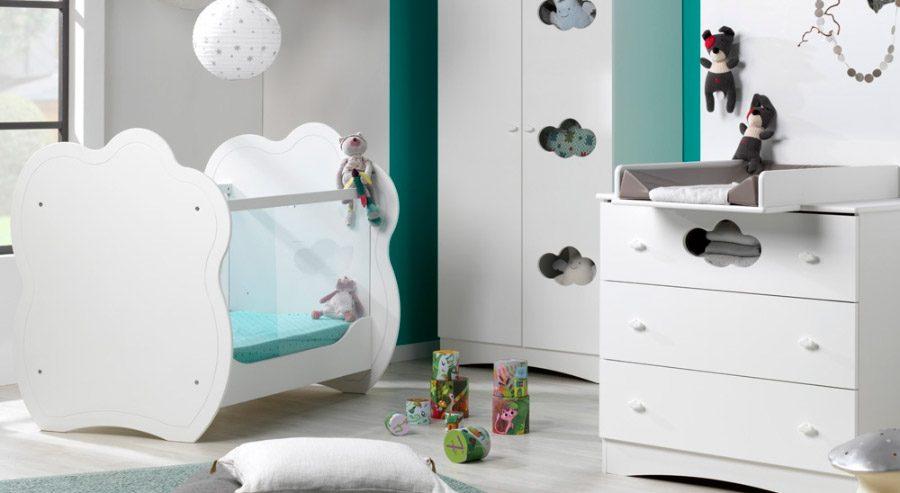 Ideas para habitaciones n rdicas for Dormitorio infantil nordico