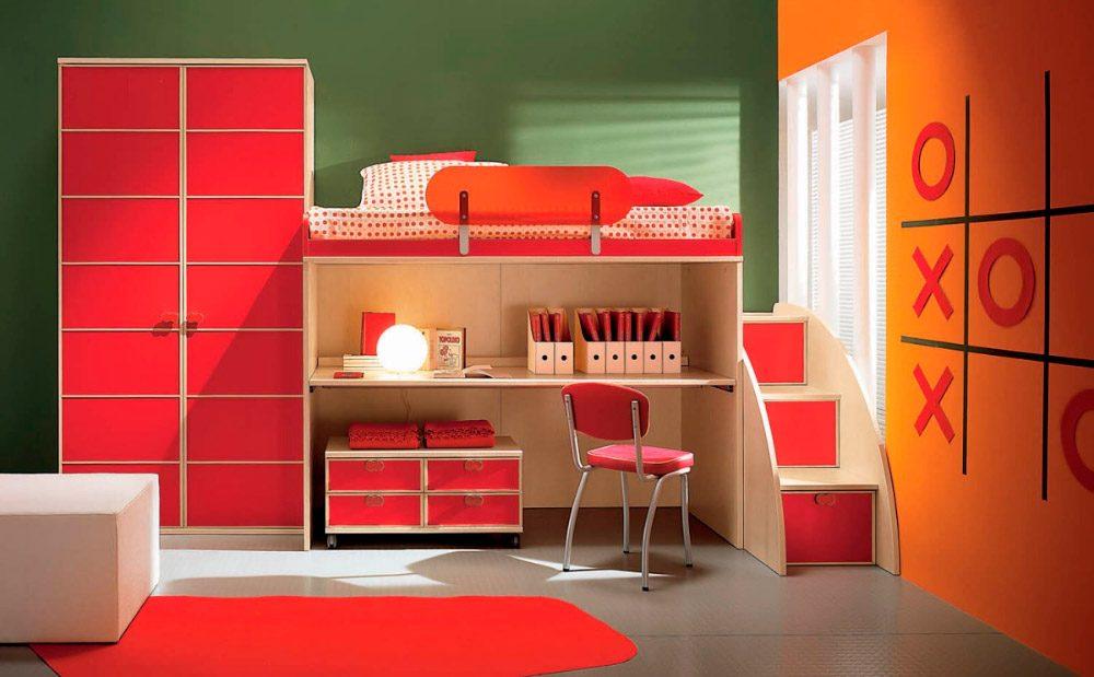 Ideas Para Habitaciones Infantiles Originales - Dormitorios-originales-juveniles