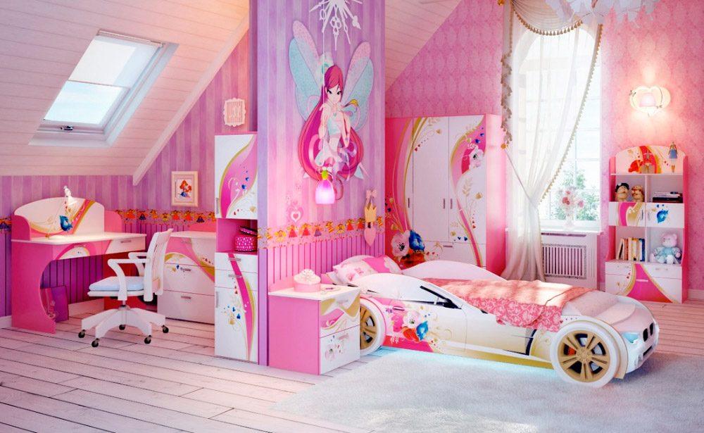 Ideas para habitaciones infantiles - Habitaciones en buhardillas ...