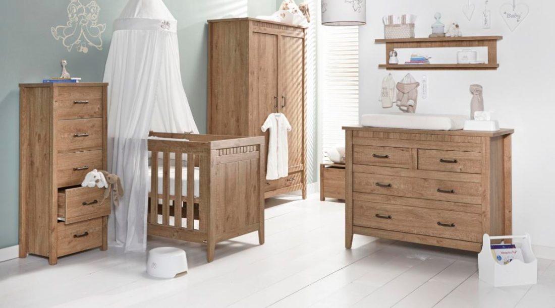 Muebles para habitaciones de bebés