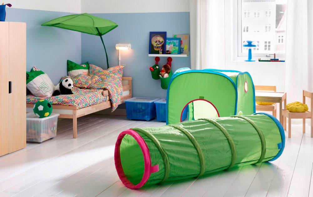 Habitaciones para niños ikea