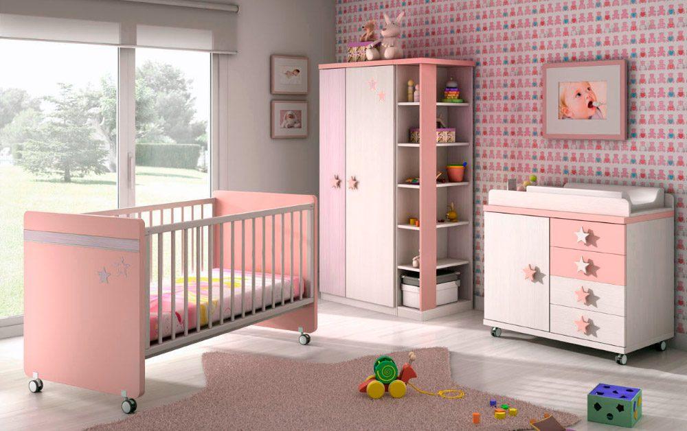 Ideas para habitaciones de beb s - Fotos de habitaciones de ninos ...