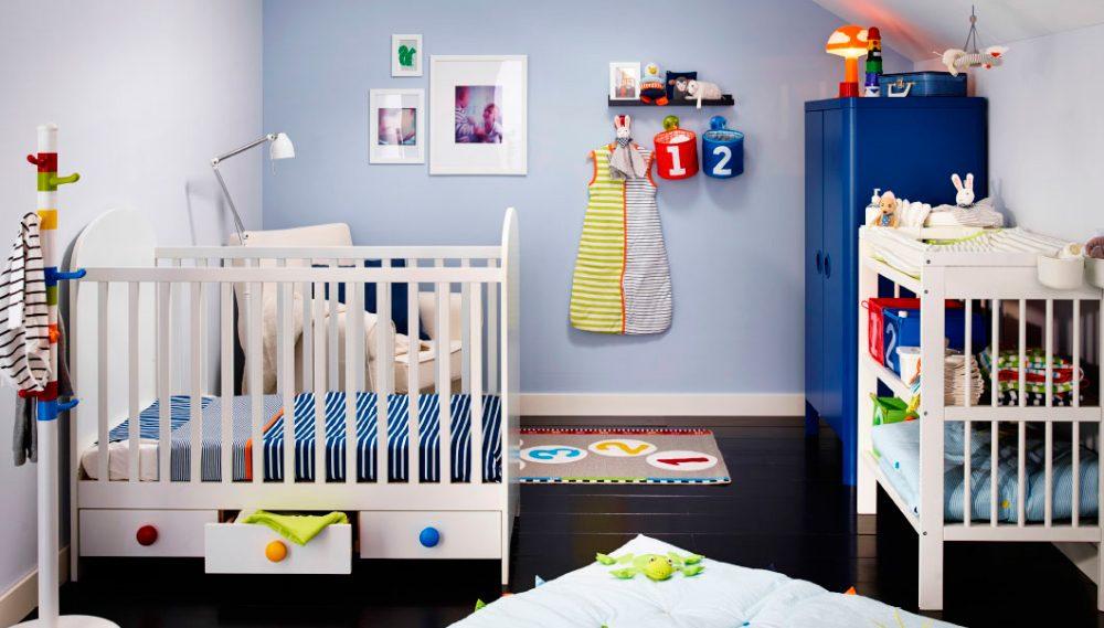 Habitaci n de ikea con mobiliario tradicional im genes - Ikea habitaciones de ninos ...