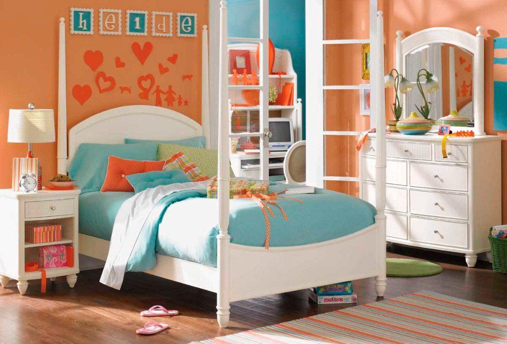 Ideas para habitaciones infantiles cl sicas - Habitaciones infantiles para nina ...
