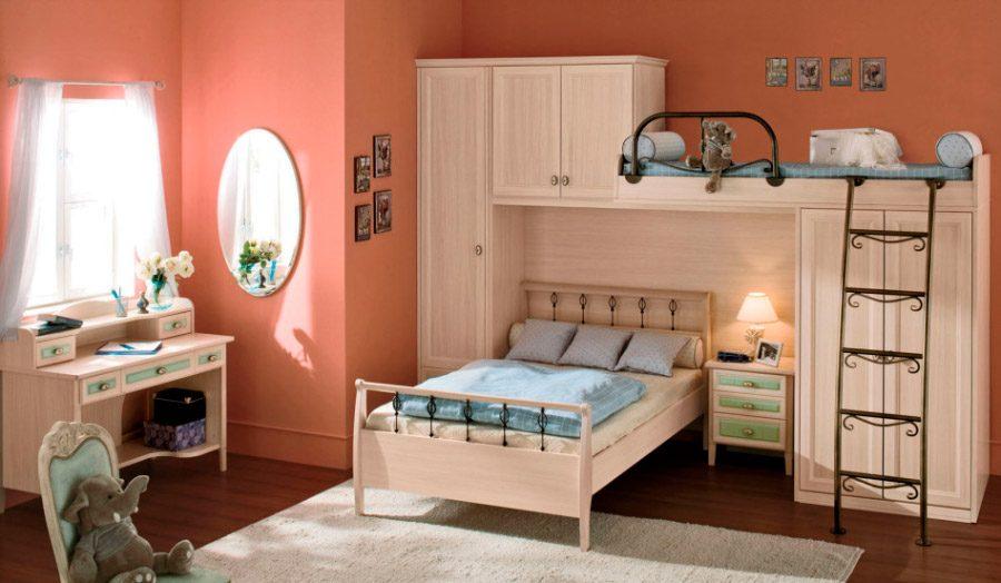 Galer a de im genes ideas para habitaciones dobles infantiles - Ver habitaciones infantiles ...