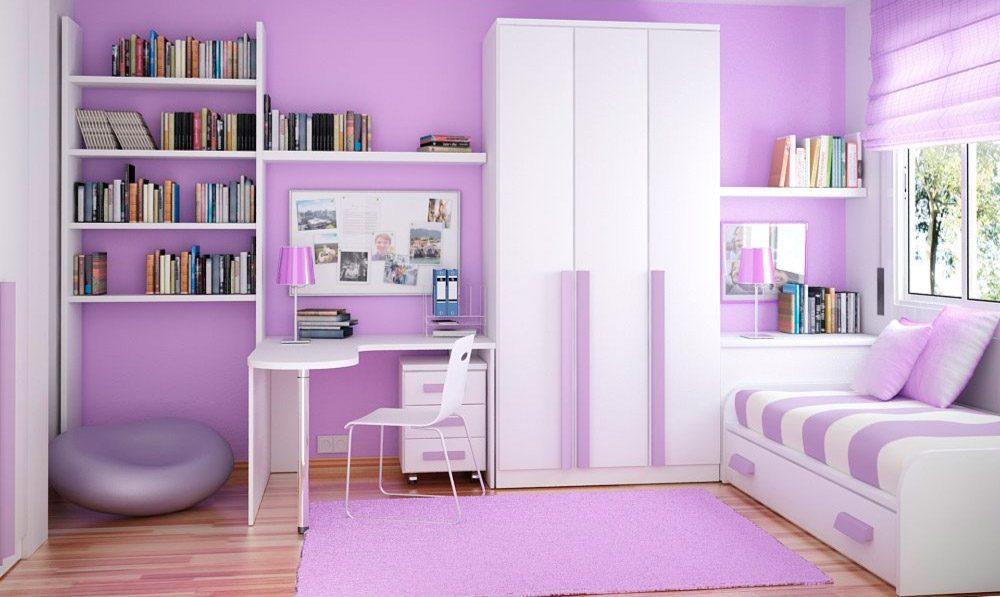 Colores para habitaciones infantiles - Colores de pared para habitacion ...