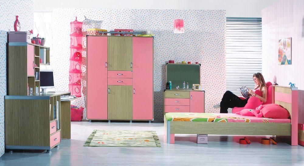 Ideas para habitaciones de adolescentes for Imagenes de recamaras sencillas