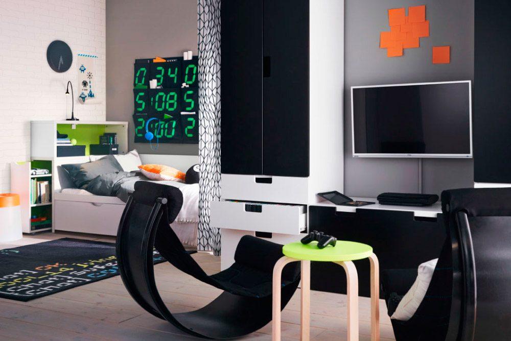 Galería de imágenes: Habitaciones juveniles Ikea