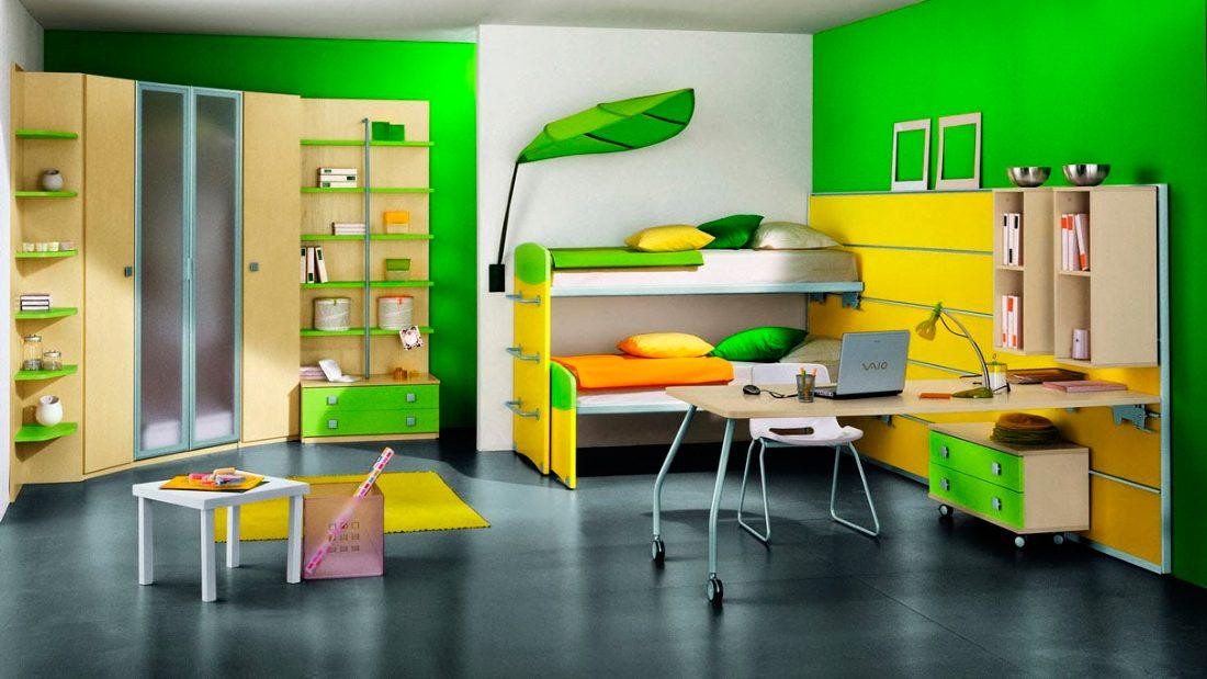 Muebles para habitaciones juveniles for Distribucion habitacion juvenil