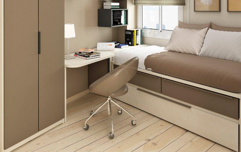 Galería de imágenes: Ideas para habitaciones pequeñas
