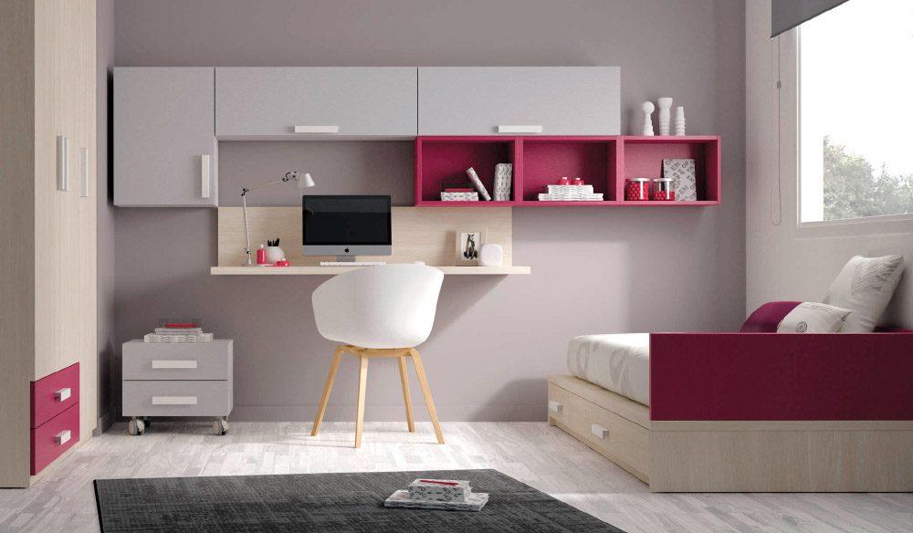 Habitaci n moderna para chica adolescente im genes y fotos for Como decorar una habitacion moderna