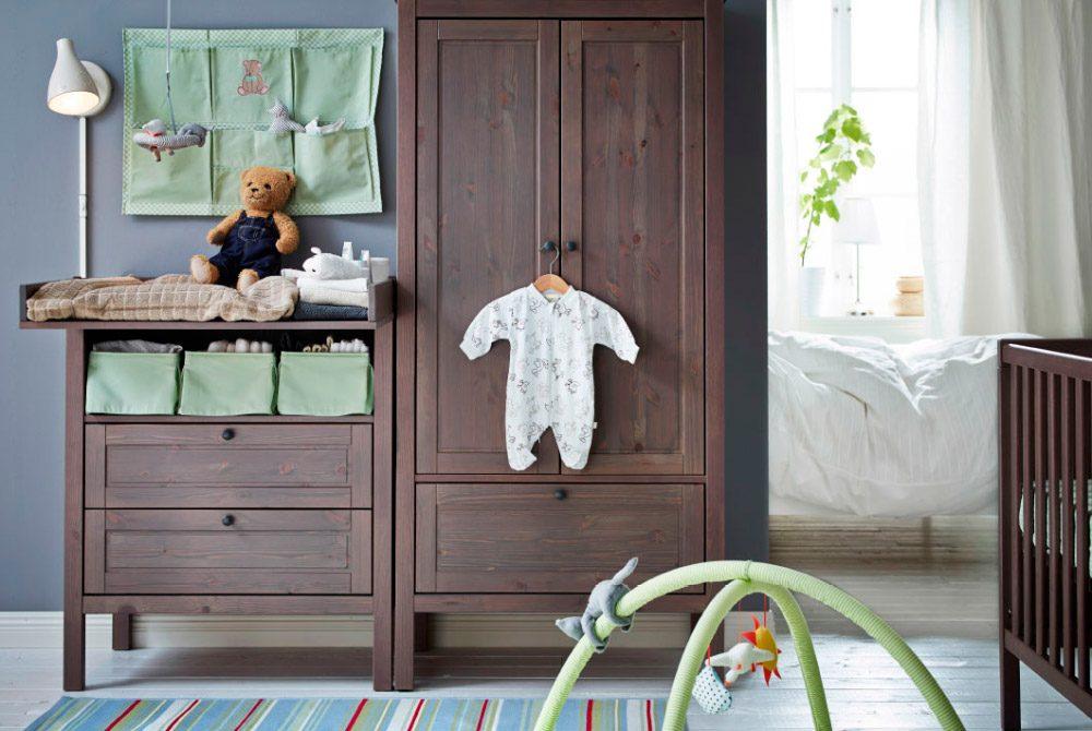 Habitaciones de bebés Ikea