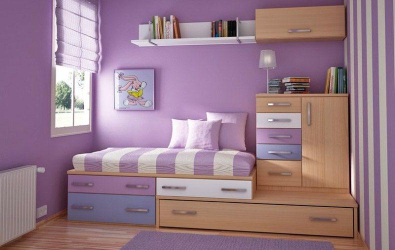 Ideas para habitaciones infantiles modernas - Muebles para cuarto de nina ...