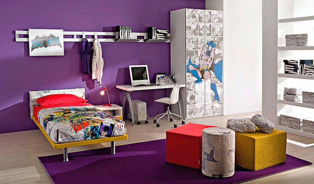 Galer a de im genes ideas para habitaciones infantiles originales - Habitaciones infantiles originales ...