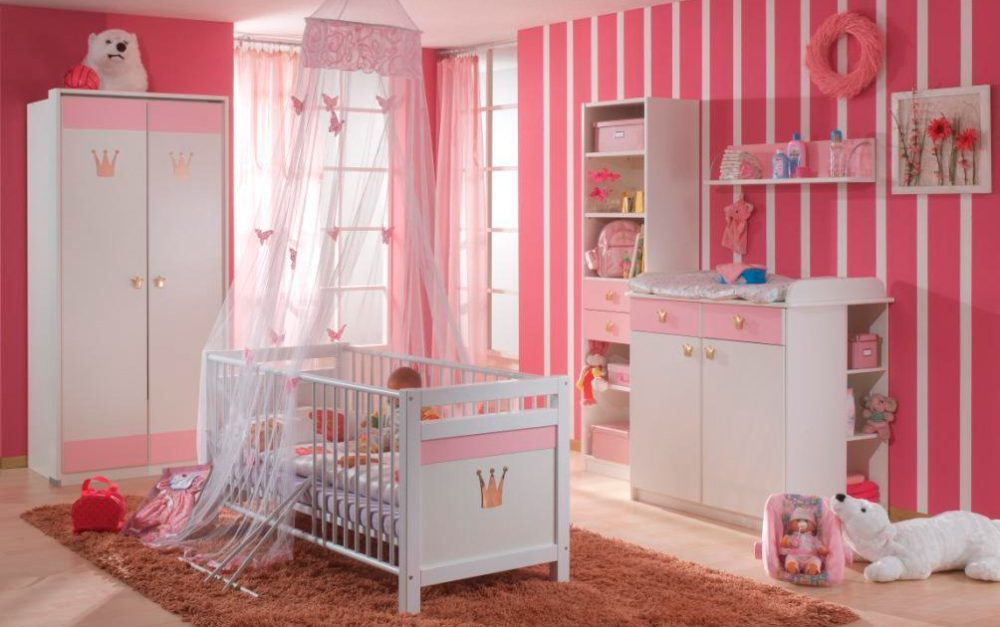 Muebles para habitaciones de beb s - Mobiliario habitacion bebe ...