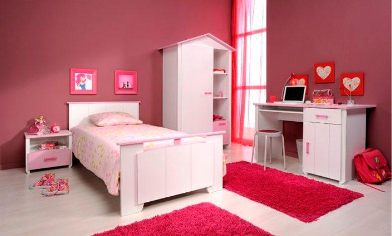 Muebles para habitaciones infantiles - Muebles para cuarto de nina ...