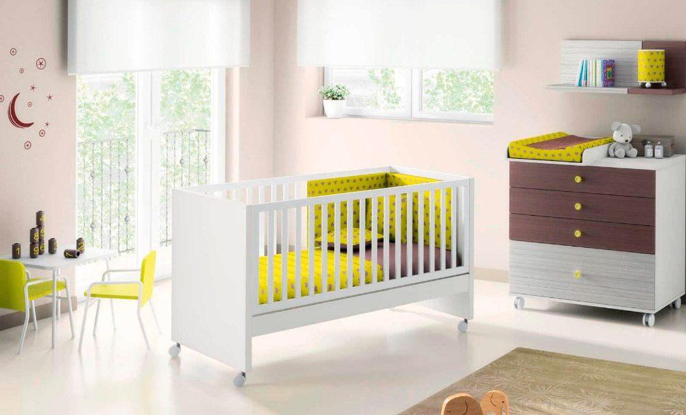 Ideas para habitaciones de beb s - Ideas habitaciones bebe ...