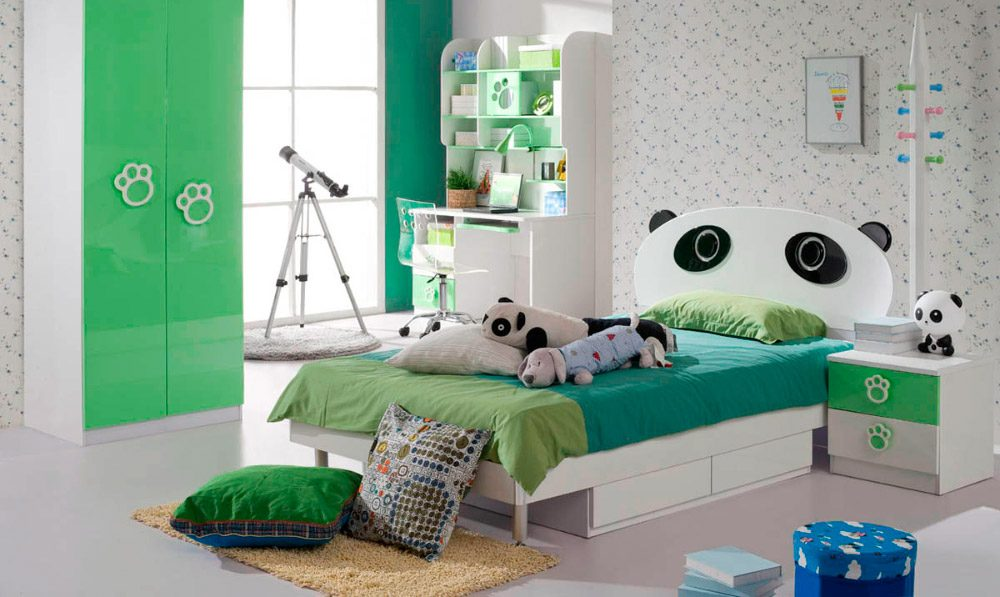 Ideas para habitaciones infantiles originales for Ideas para decoracion habitaciones infantiles