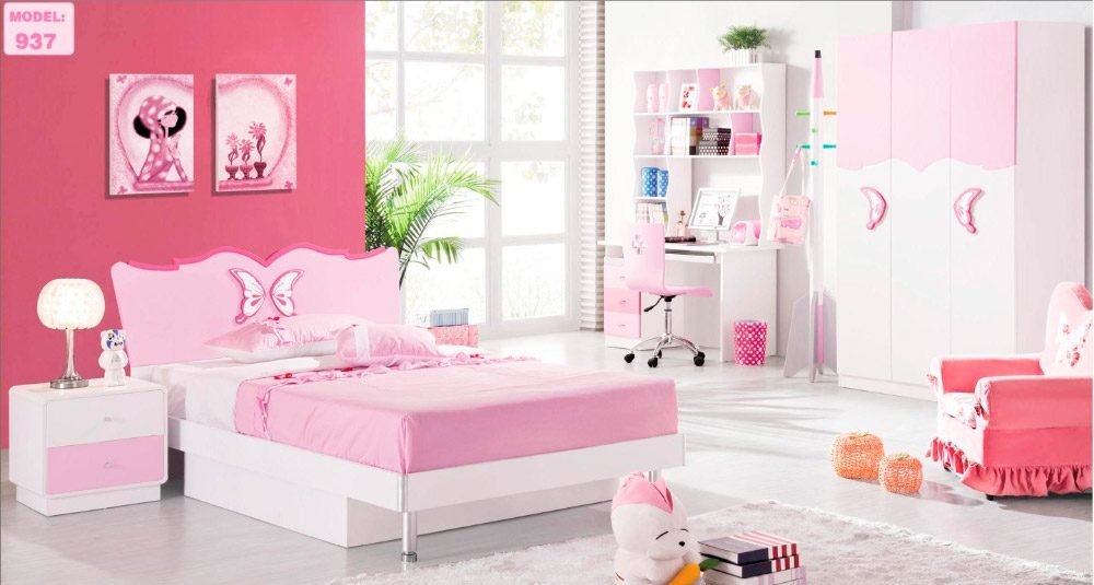 Ideas para habitaciones para ni as for Cuartos decorados kawaii