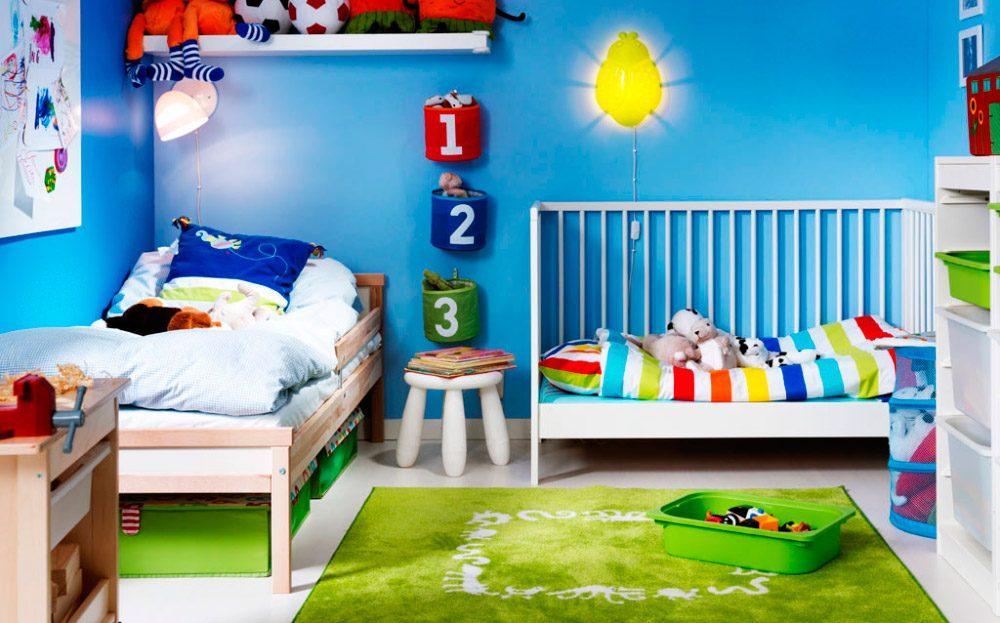 Ideas para habitaciones peque as - Habitaciones de ninos pequenas ...