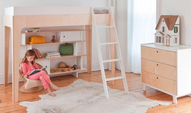 Habitaciones infantiles con literas - Literas para ninas ...