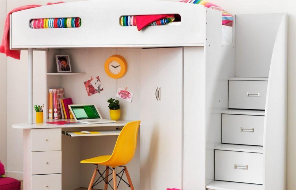 Mesa infantil blanca im genes y fotos - Mesa estudio infantil ...