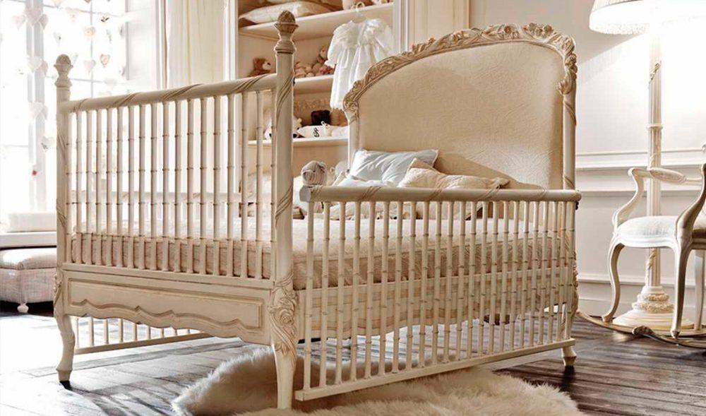 Muebles imprescindibles en habitaciones de bebés