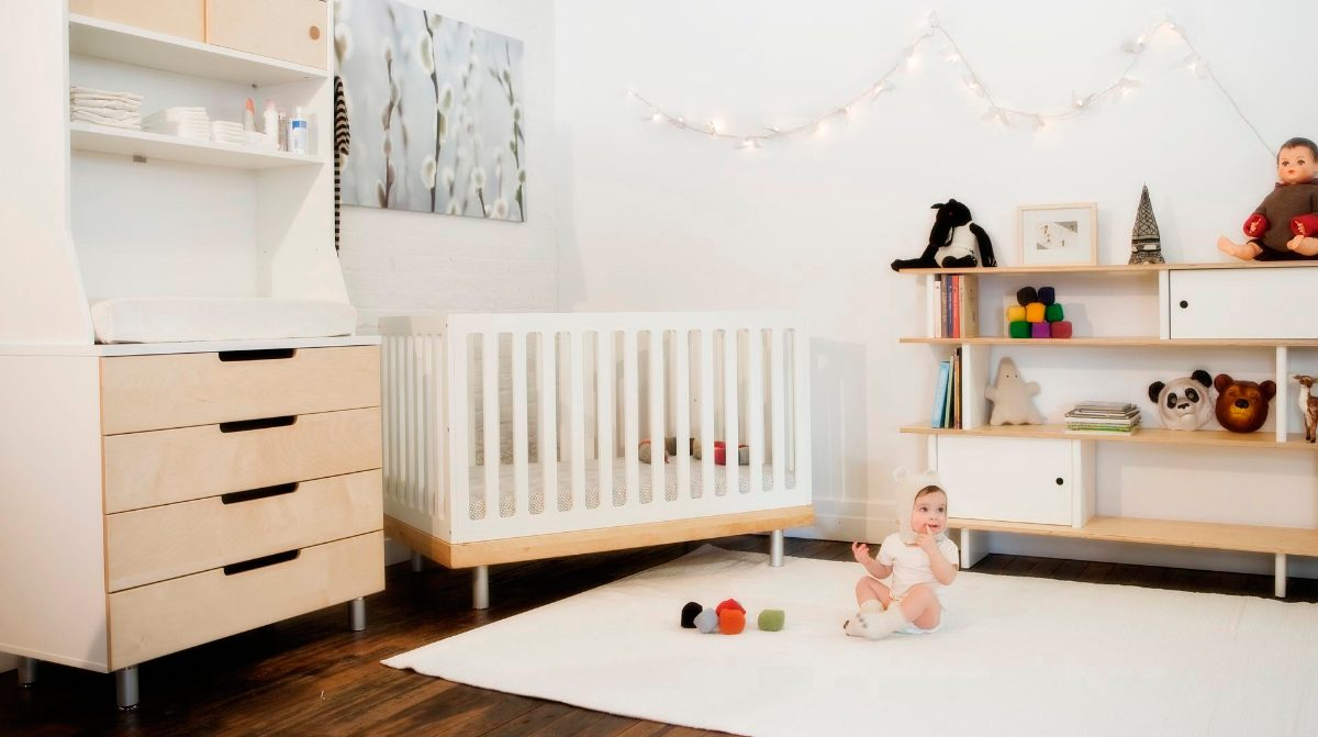 Muebles para habitaciones de beb s - Habitaciones para bebe ...