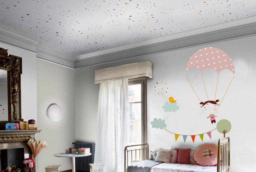 Murales para dormitorios juveniles dormitorio juvenil de for Mural habitacion juvenil