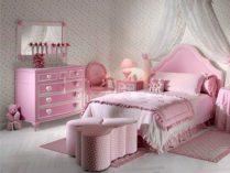 Ideas para habitaciones infantiles cl sicas - Dosel cama nina ...