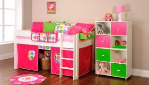 camas infantiles para nias